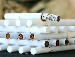 imagen mostrando varios cigarrillos.