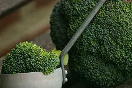 El brócoli tiene una gran cantidad de proteinas.