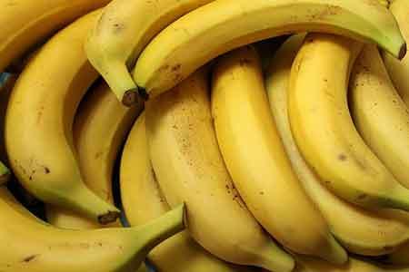 Plátanos. Una fruta muy saludable.