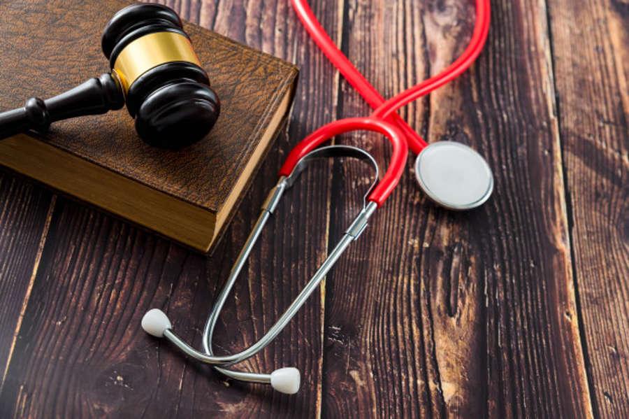 juicio por lesiones derivadas de negligencias medicas